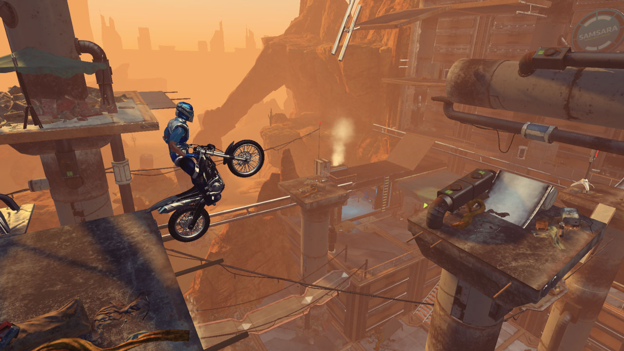Скриншот №4 к Trials Fusion The Awesome MAX Edition
