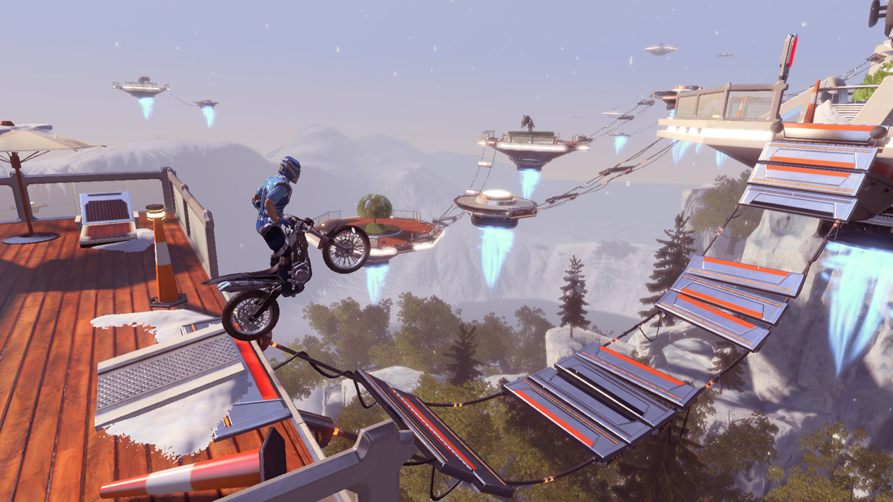 Скриншот №5 к Trials Fusion The Awesome MAX Edition