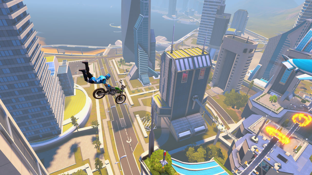 Скриншот №1 к Trials Fusion The Awesome MAX Edition