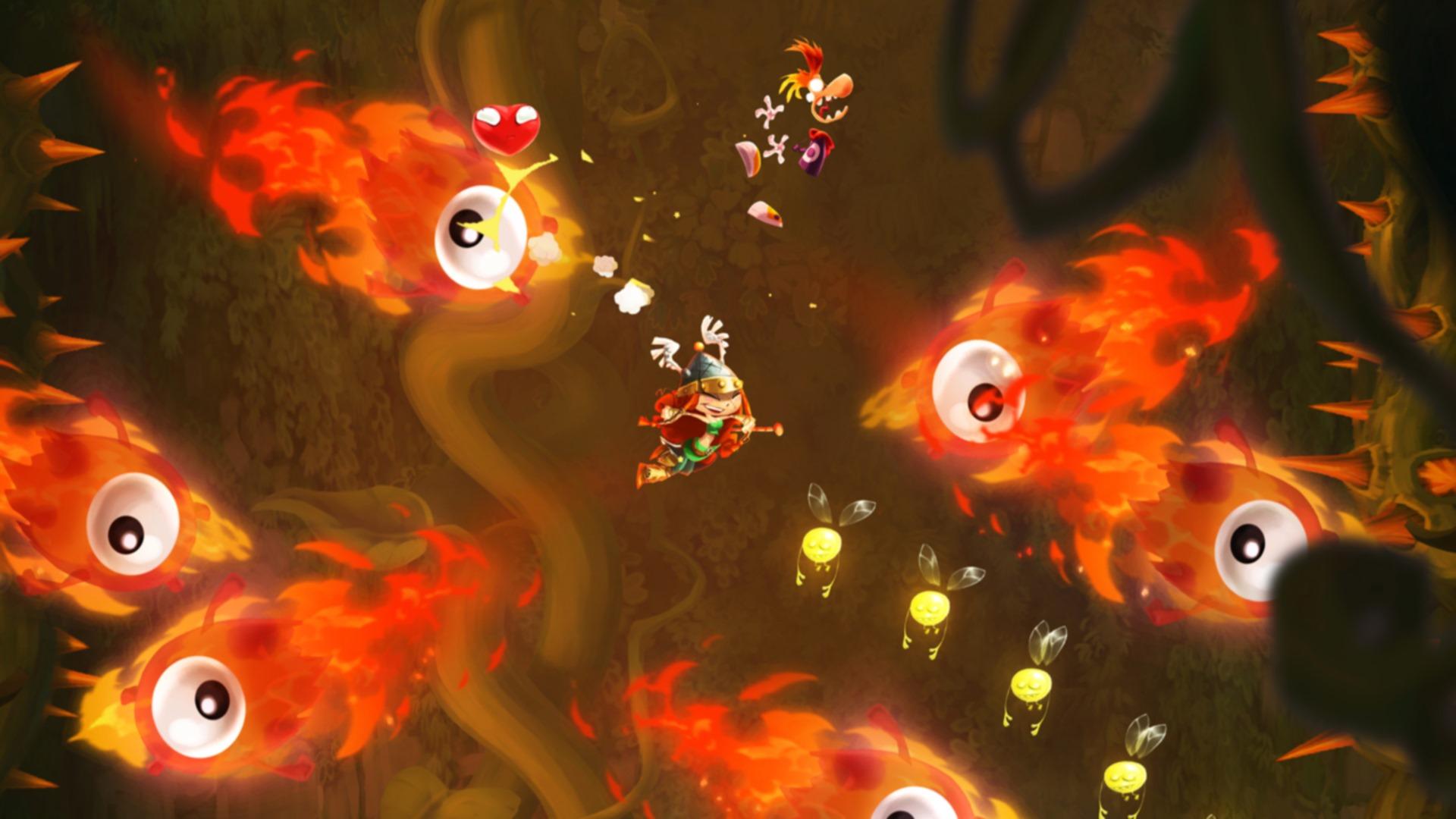 Скриншот №7 к Rayman Legends