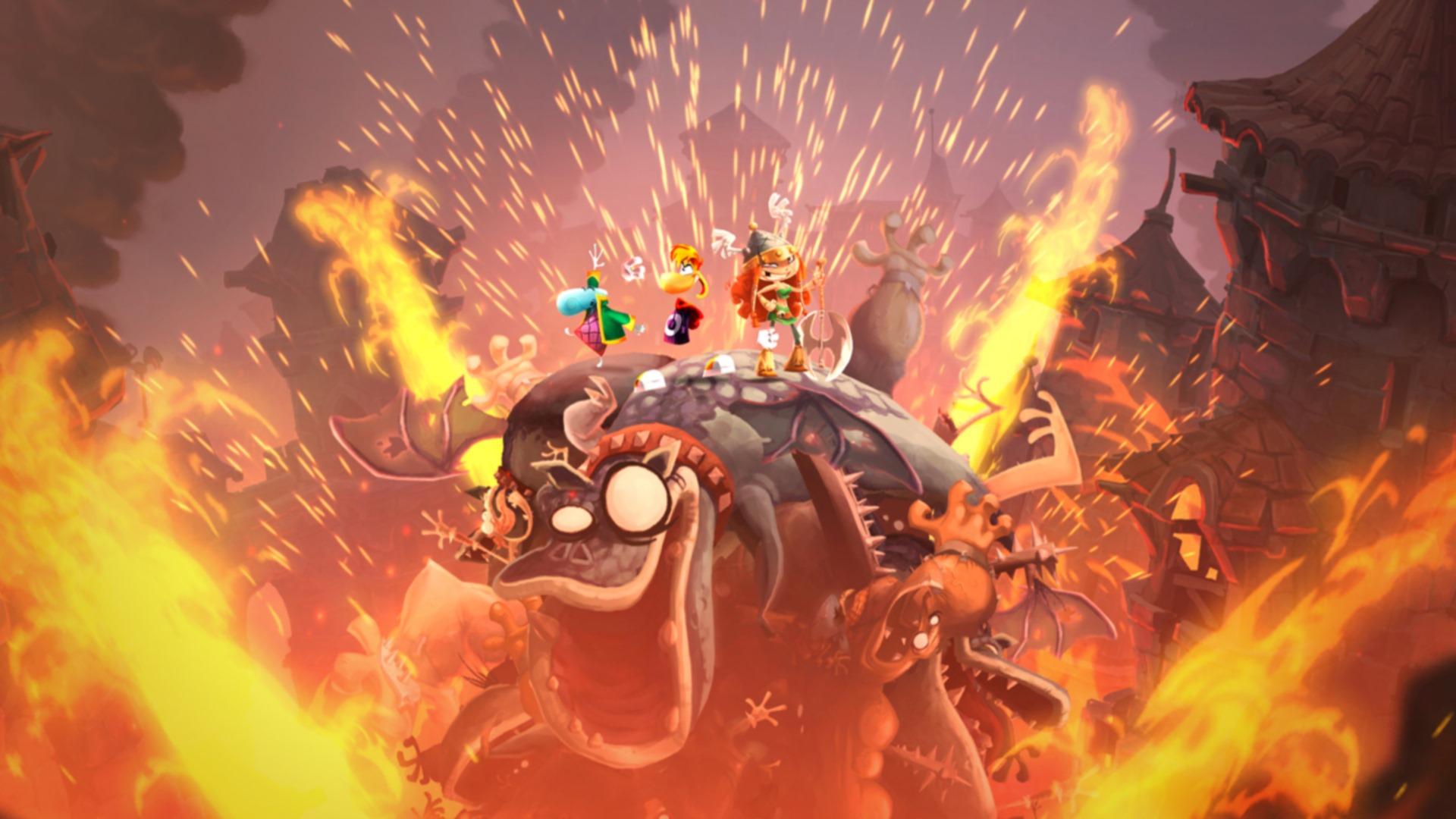 Скриншот №9 к Rayman Legends