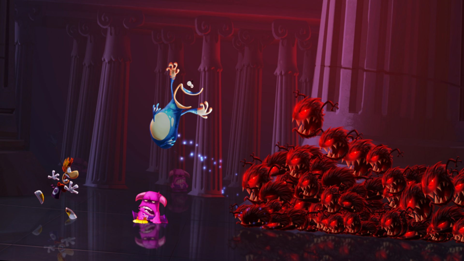 Скриншот №3 к Rayman Legends