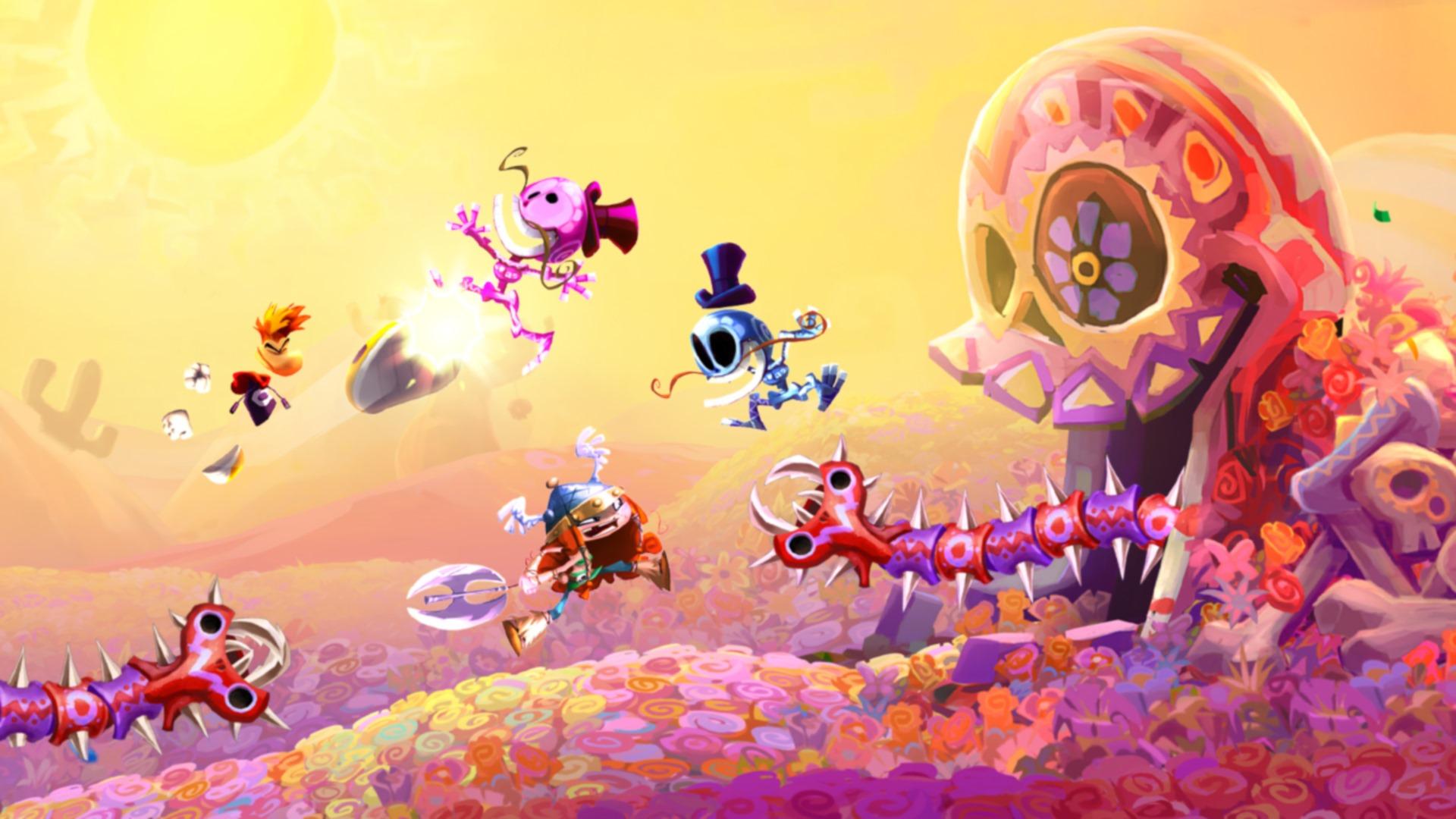Скриншот №5 к Rayman Legends