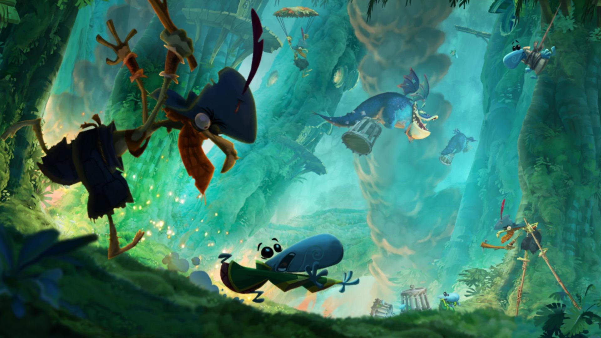 Скриншот №6 к Rayman Legends