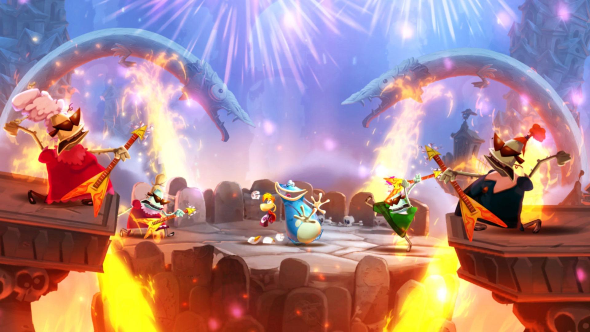 Скриншот №8 к Rayman Legends