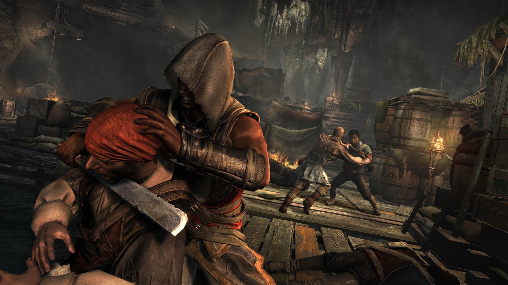 Скриншот №9 к Assassins Creed Freedom Cry