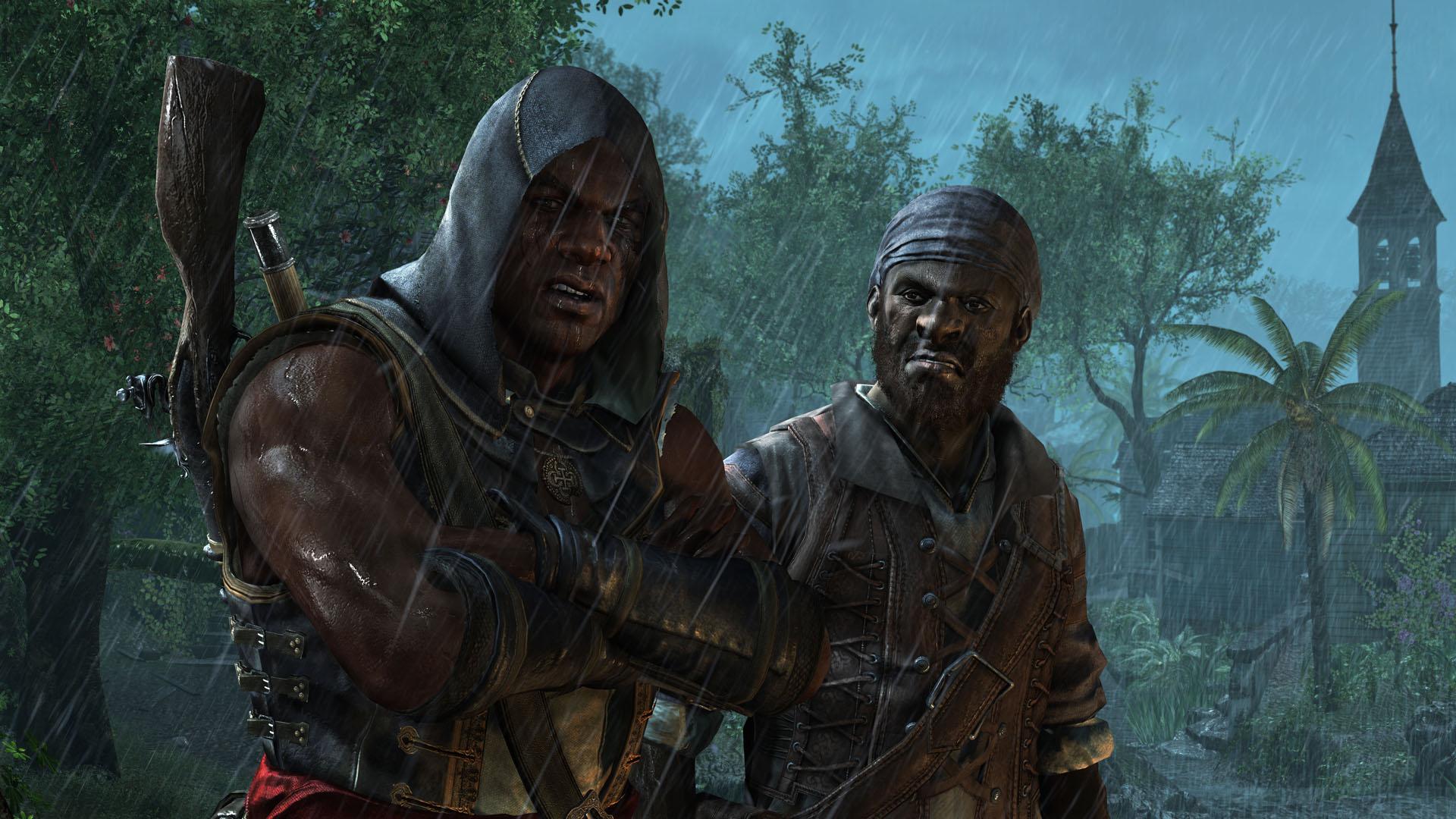 Скриншот №8 к Assassins Creed Freedom Cry