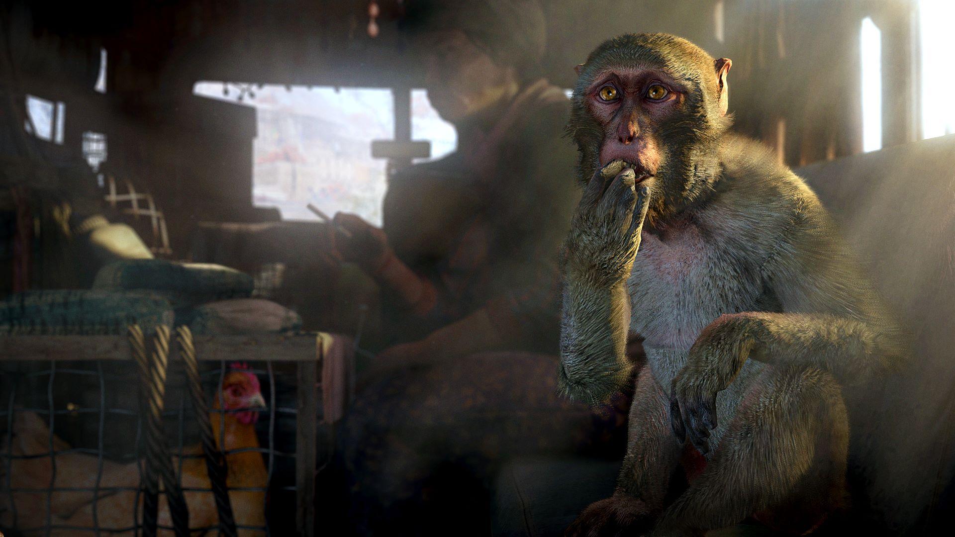 Скриншот №2 к Far Cry 4 - Gold Edition