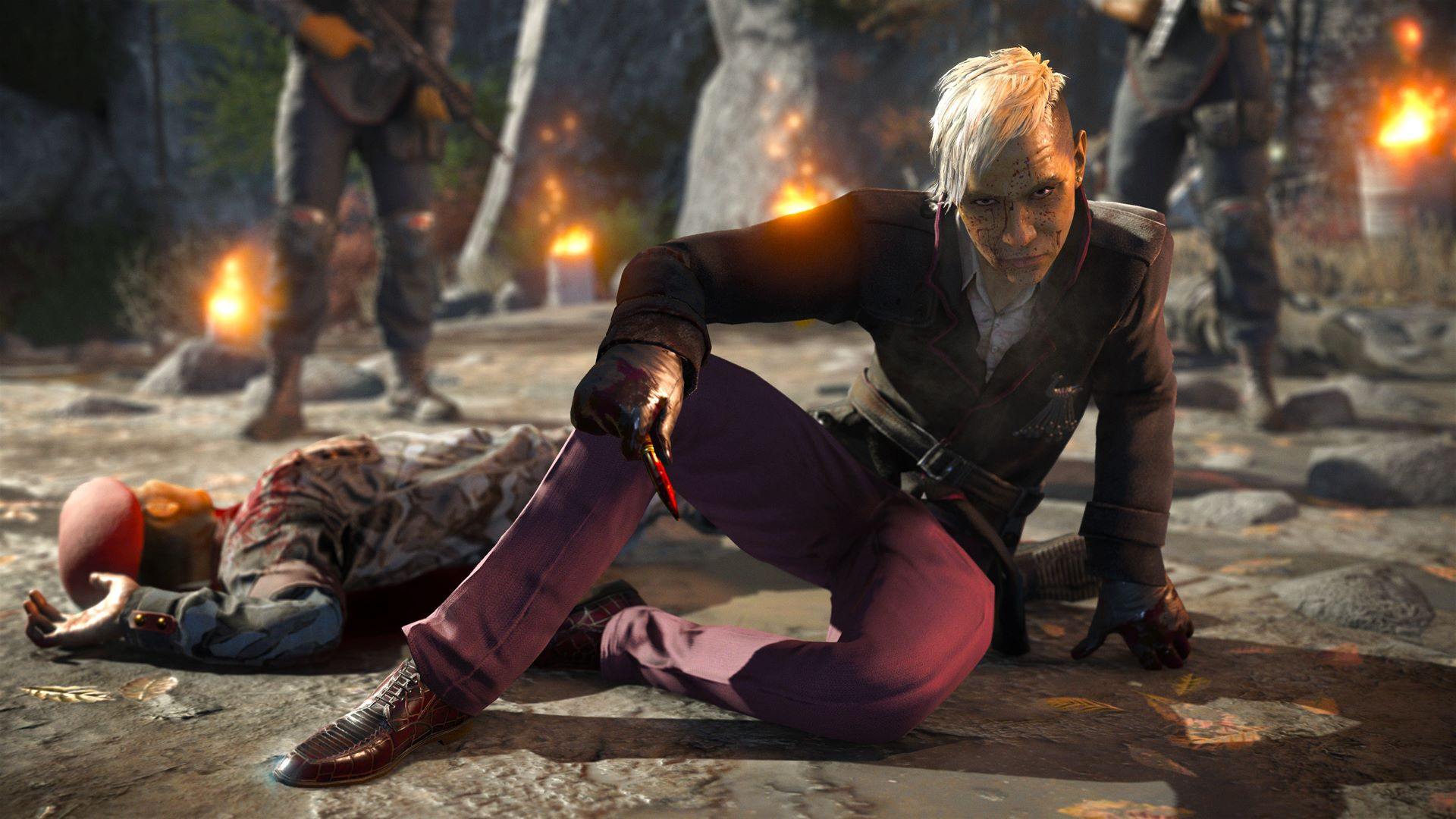Скриншот №5 к Far Cry 4 - Gold Edition