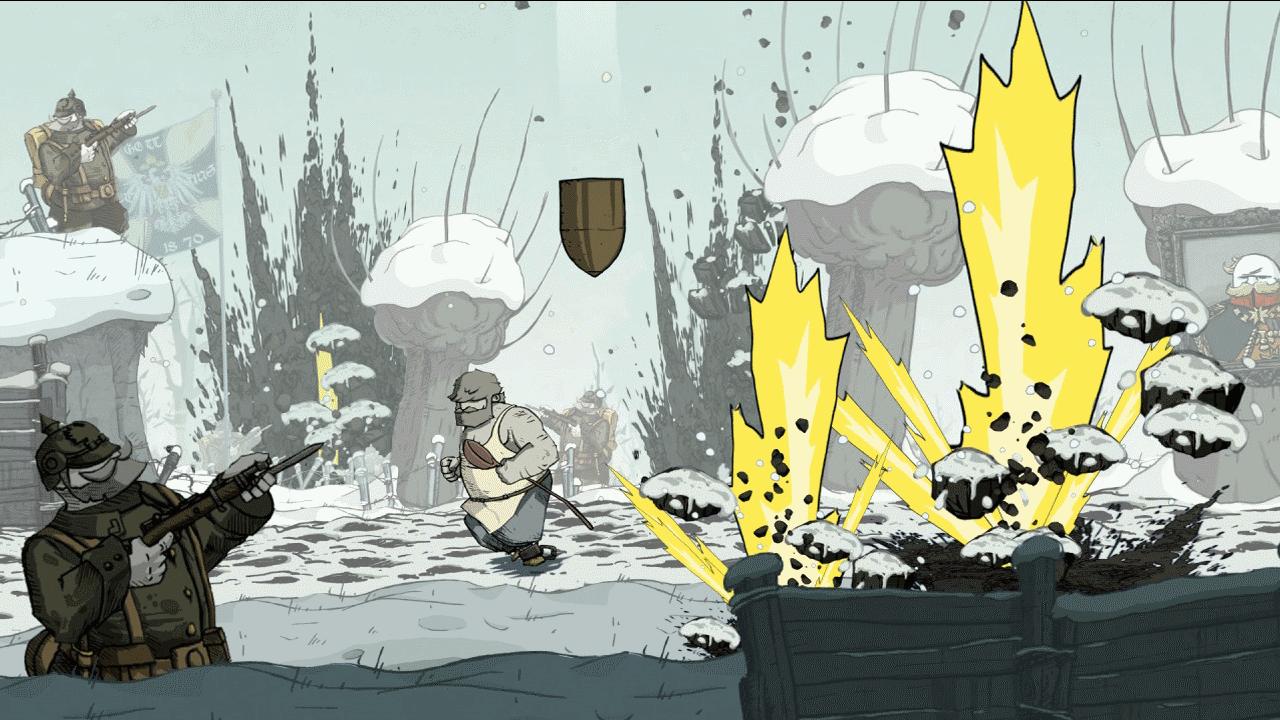 Скриншот №5 к Valiant Hearts The Great War