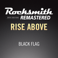 Rocksmith® 2014 – Rise Above - Black Flag