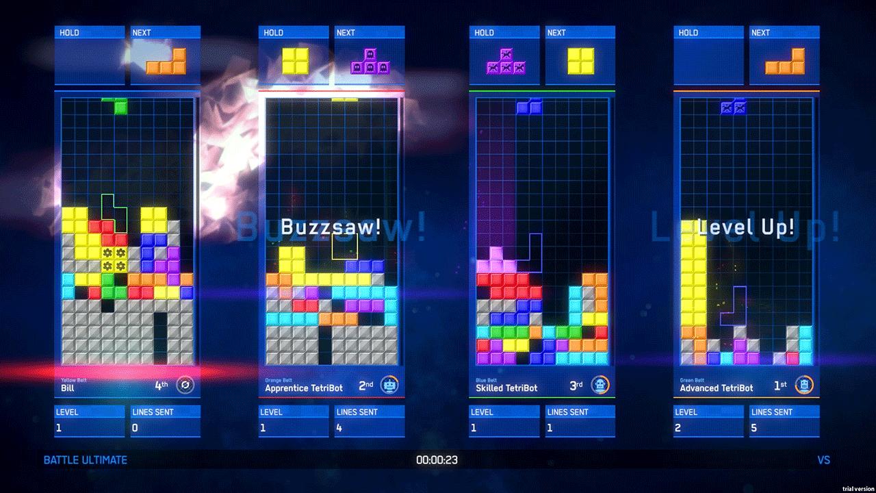 Tetris revolution 1.5