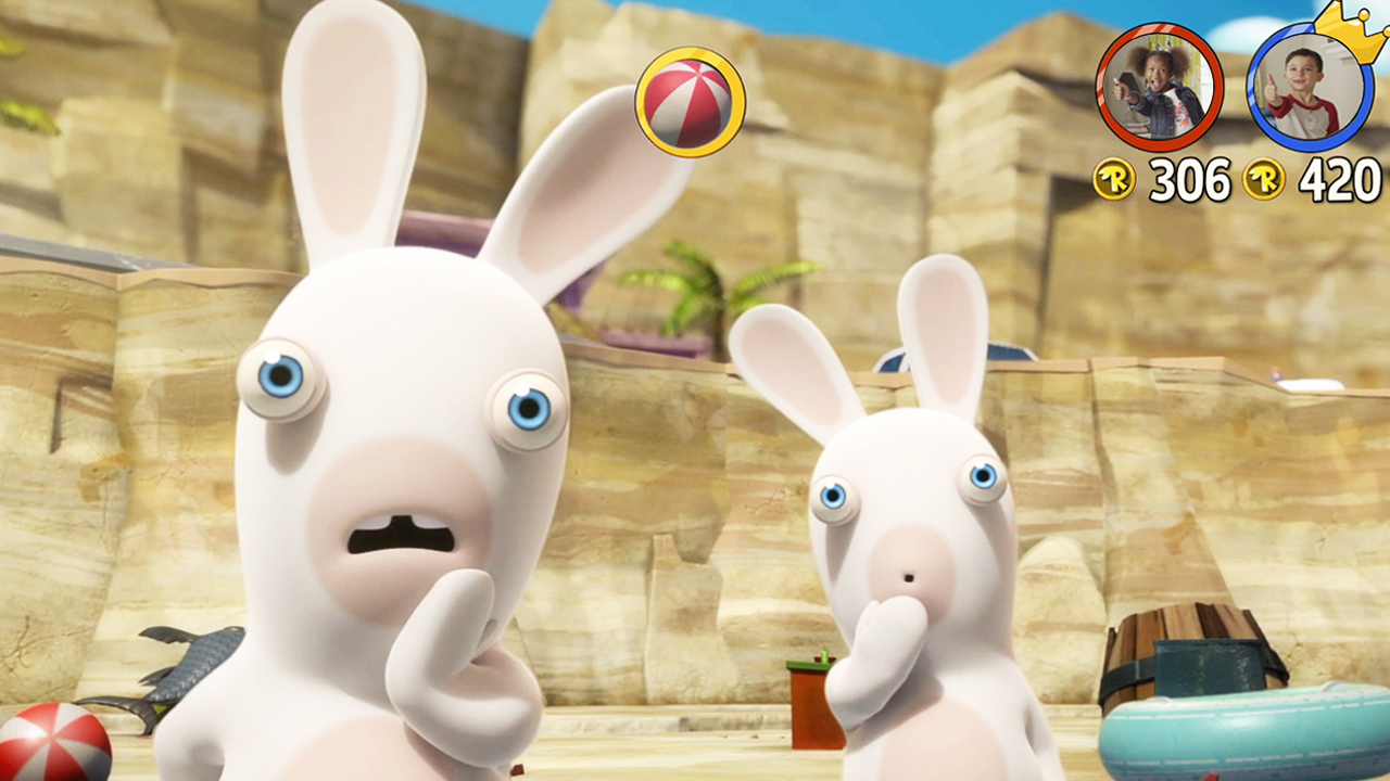 RABBIDS INVASION  GOLD EDITION on PS4  Official PlayStationStore UK