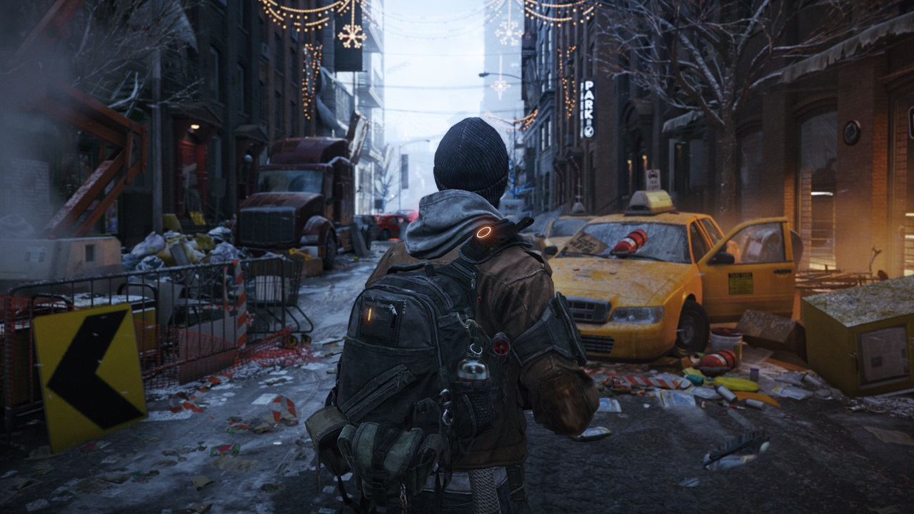 Скриншот №1 к Tom Clancys The Division Gold Edition
