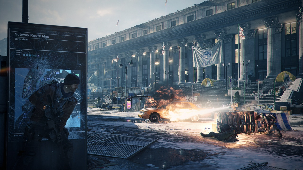 Скриншот №4 к Tom Clancys The Division Gold Edition