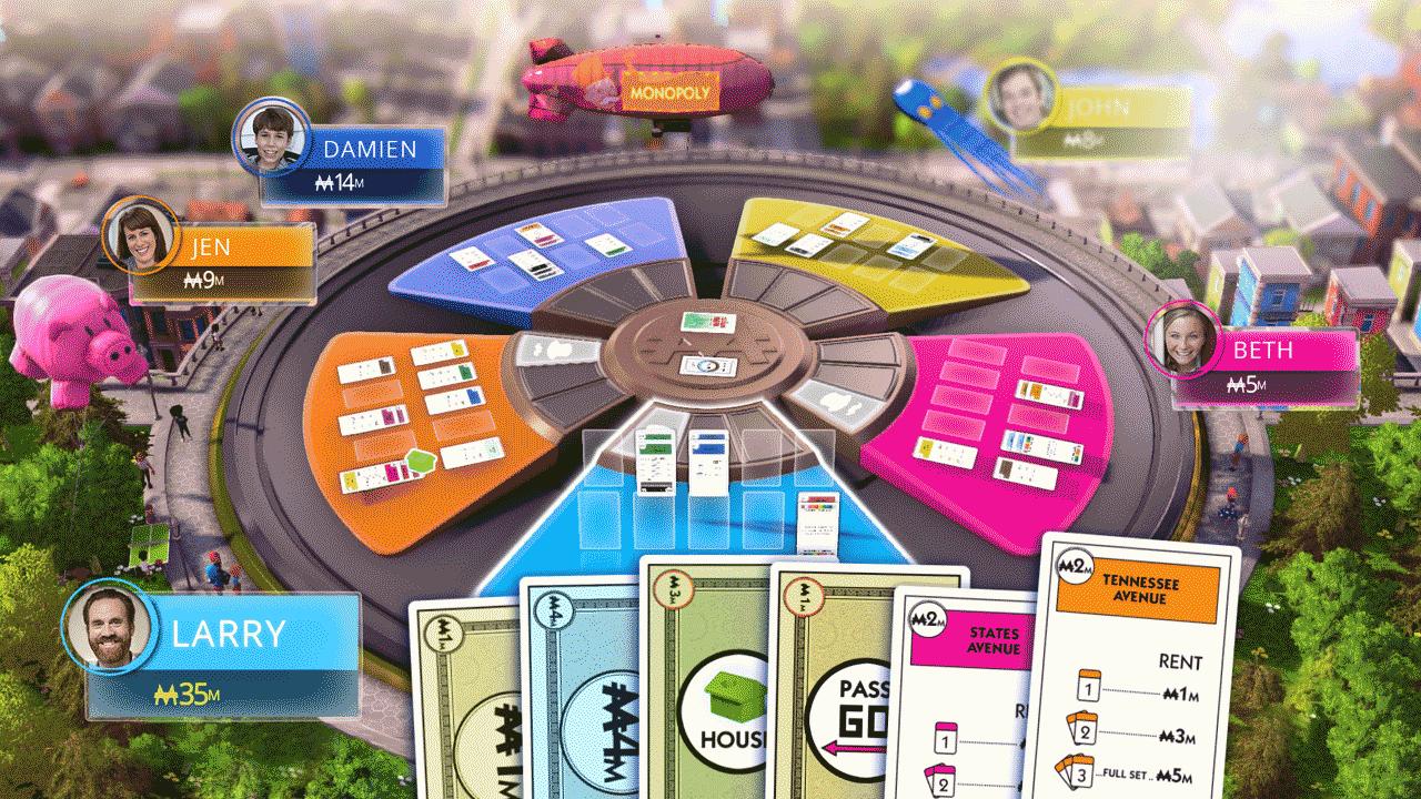 Скриншот №6 к Monopoly Family Fun Pack