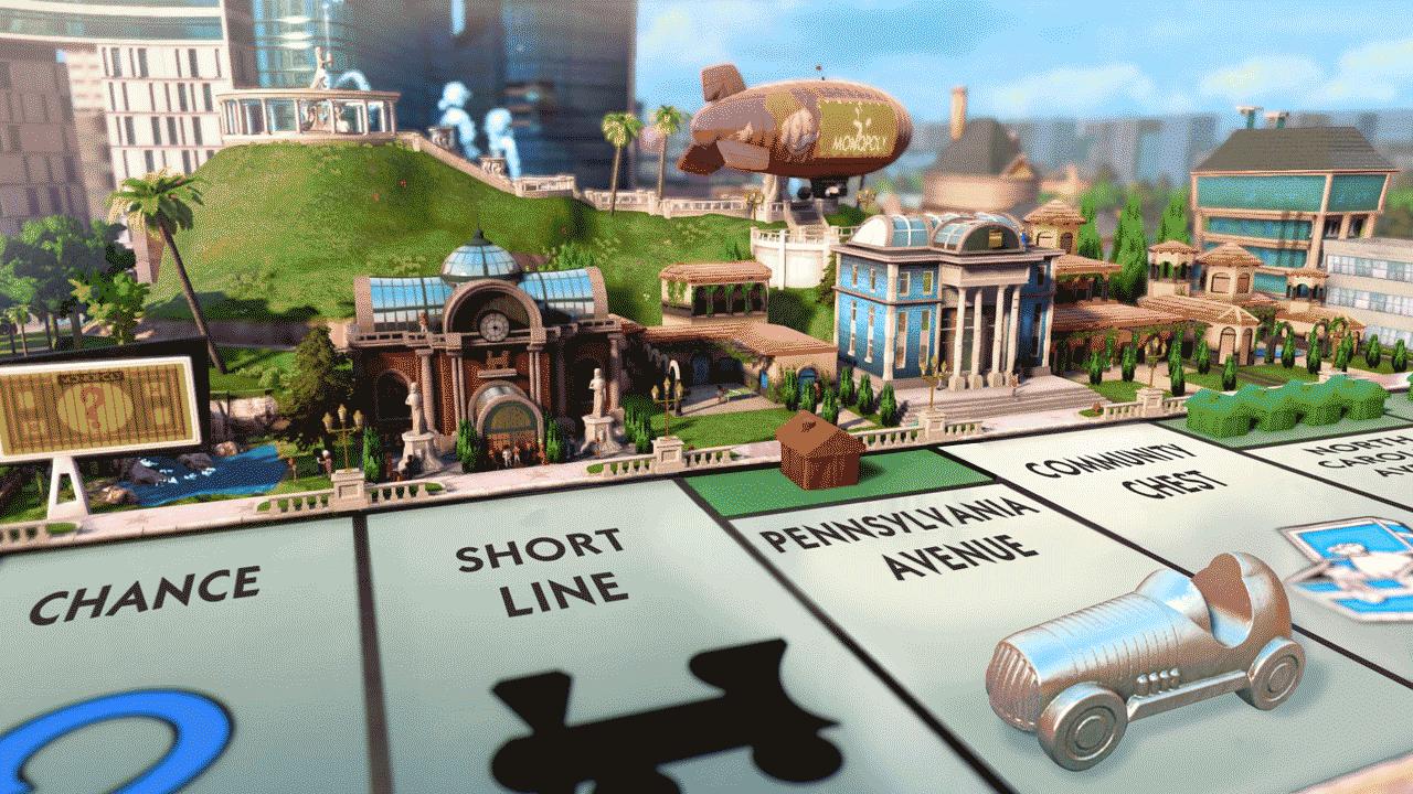 Скриншот №3 к Monopoly Family Fun Pack
