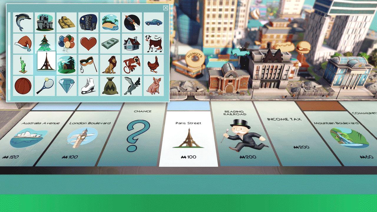 Скриншот №1 к Monopoly Family Fun Pack