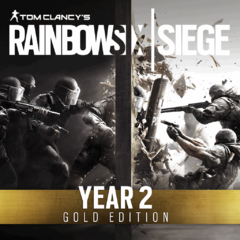 Rainbow Six® Siege - Digital Year 2 Gold Edition