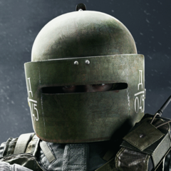 Rainbow Six Siege - Closeup Avatar - Tachanka