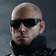 Rainbow Six Siege - Closeup Avatar - Pulse
