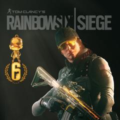 Tom Clancy's Rainbow Six Осада: Комплект Ash 'Проф. лига'