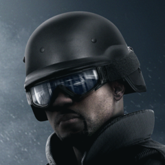 Rainbow Six Siege - Closeup Avatar - Castle