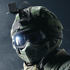 Rainbow Six Siege - Closeup Avatar - Fuze