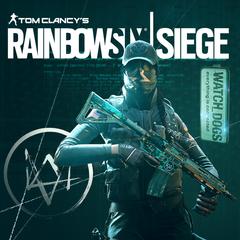 Tom Clancy's Rainbow Six Siege  Комплект Ash 'Watch_Dogs'