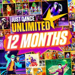 Just Dance Unlimited - пропуск на 12 месяцев