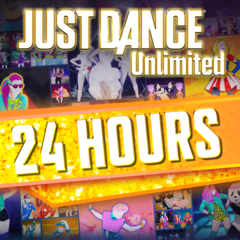 Just Dance Unlimited - 24 hours pass