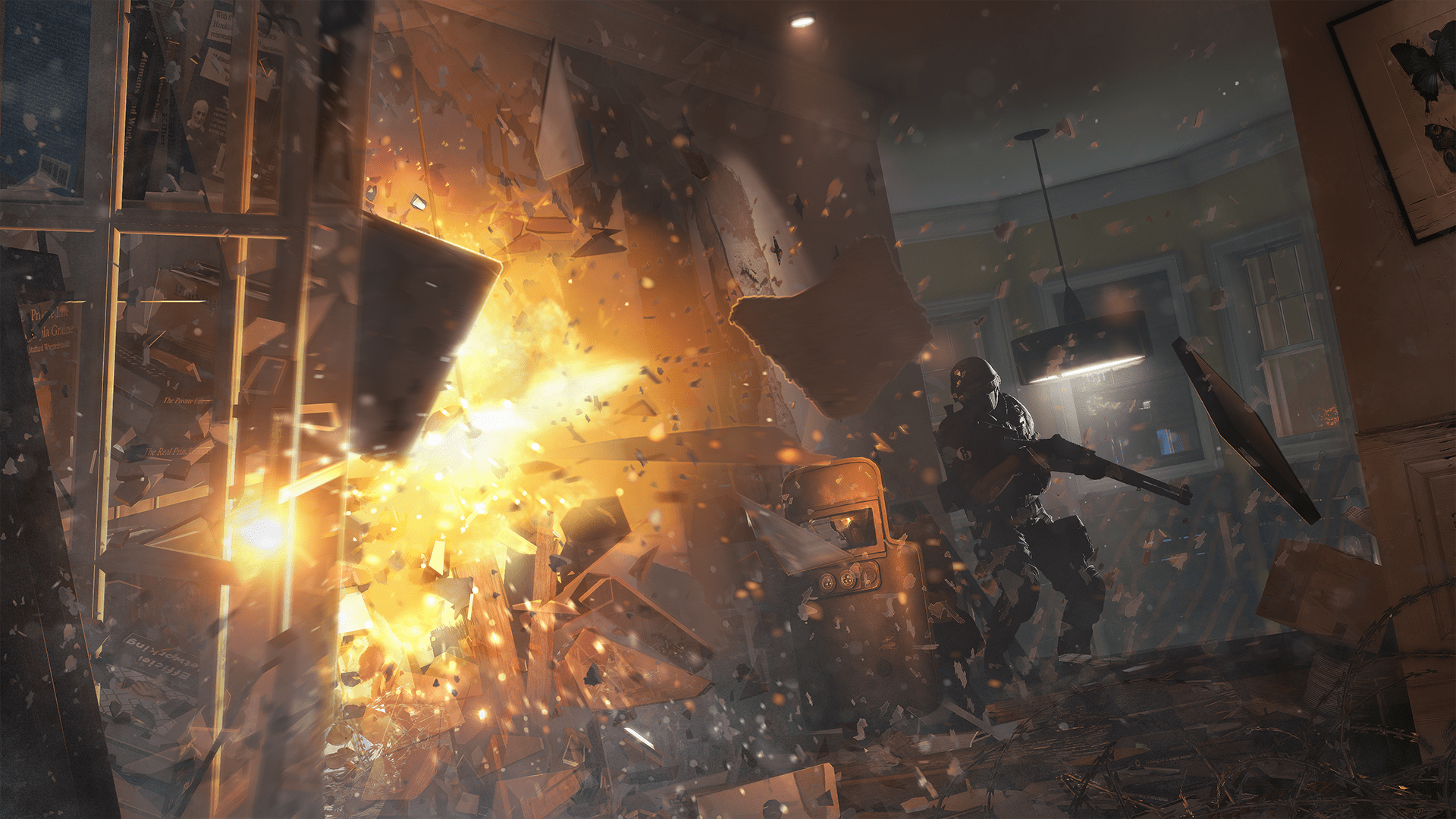 Tom Clancy's Rainbow Six Siege Ultimate Edition скриншот 6