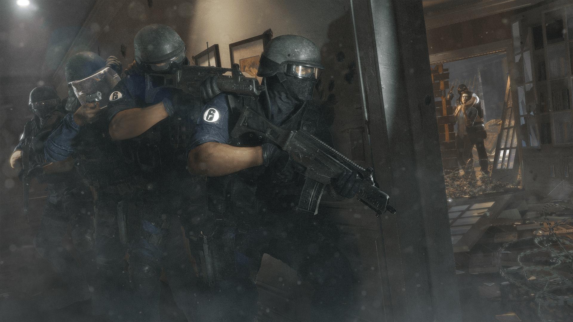 Tom Clancy's Rainbow Six Siege Deluxe Edition скриншот 6