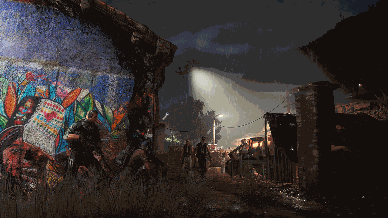 Скриншот №6 к Tom Clancys Ghost Recon Wildlands - Deluxe Edition