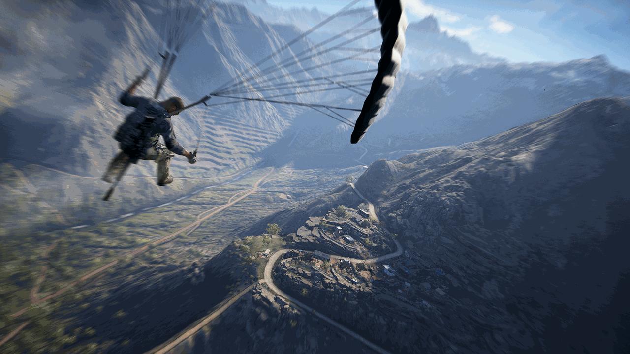 Скриншот №9 к Tom Clancys Ghost Recon Wildlands - Deluxe Edition