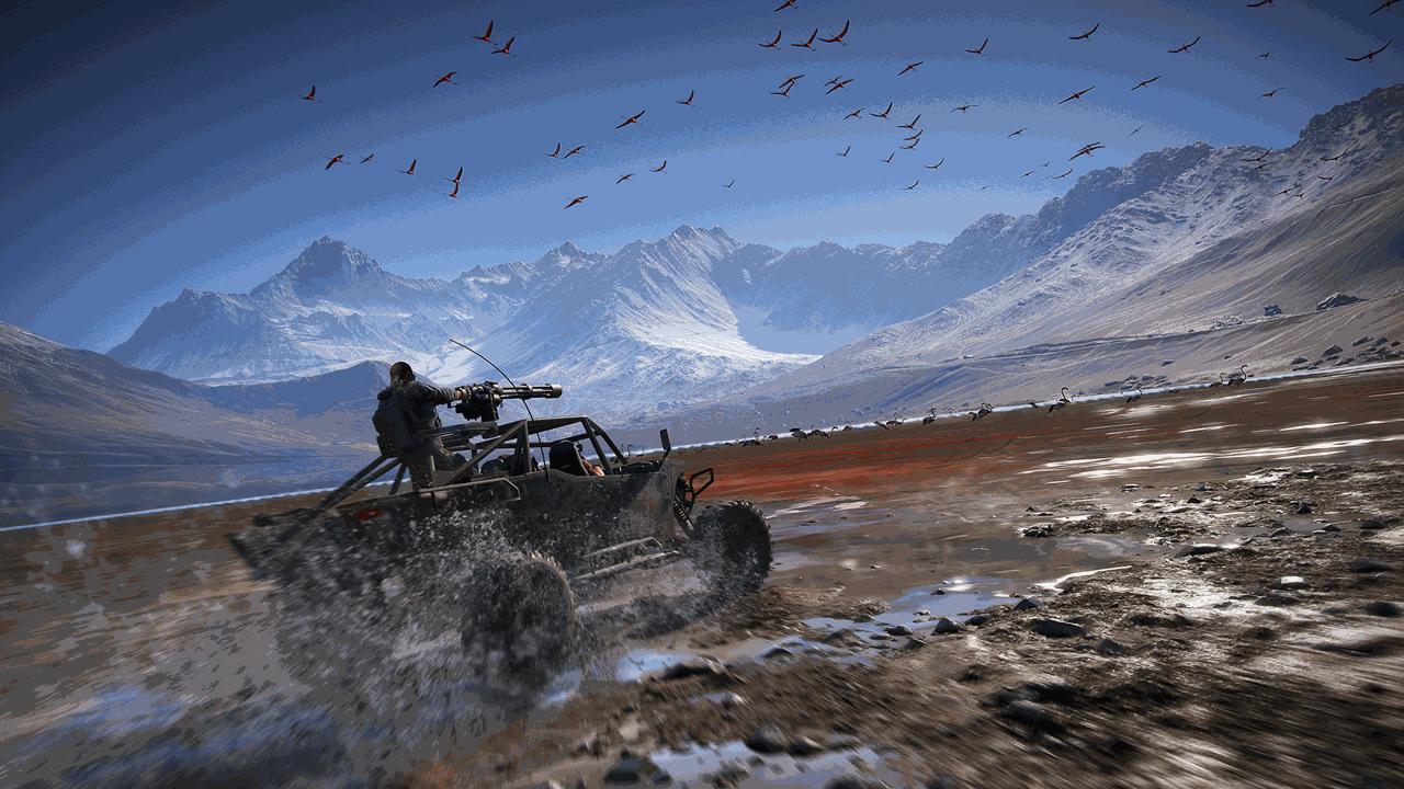 Скриншот №7 к Tom Clancys Ghost Recon Wildlands - Deluxe Edition