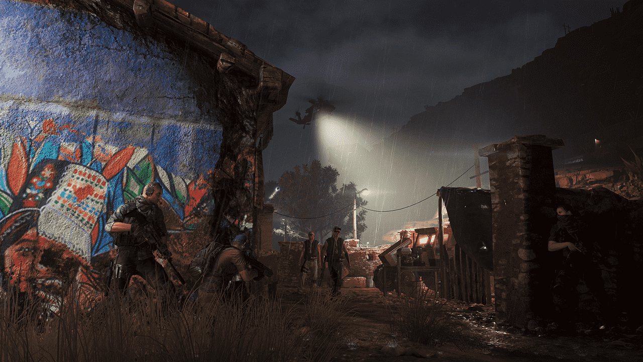 Скриншот №6 к Tom Clancys Ghost Recon Wildlands Year 2 Gold Edition