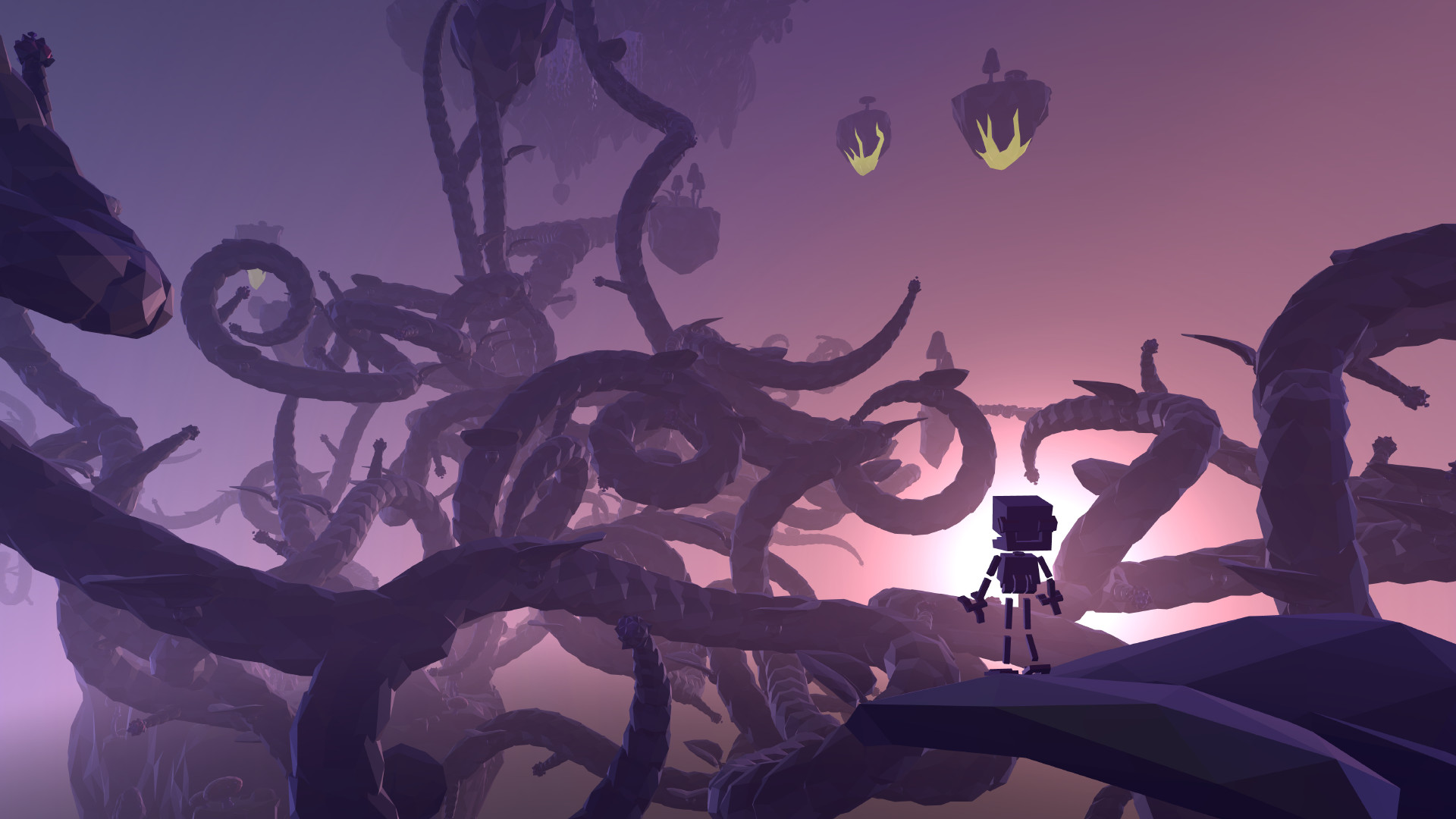 Скриншот №4 к Grow Home