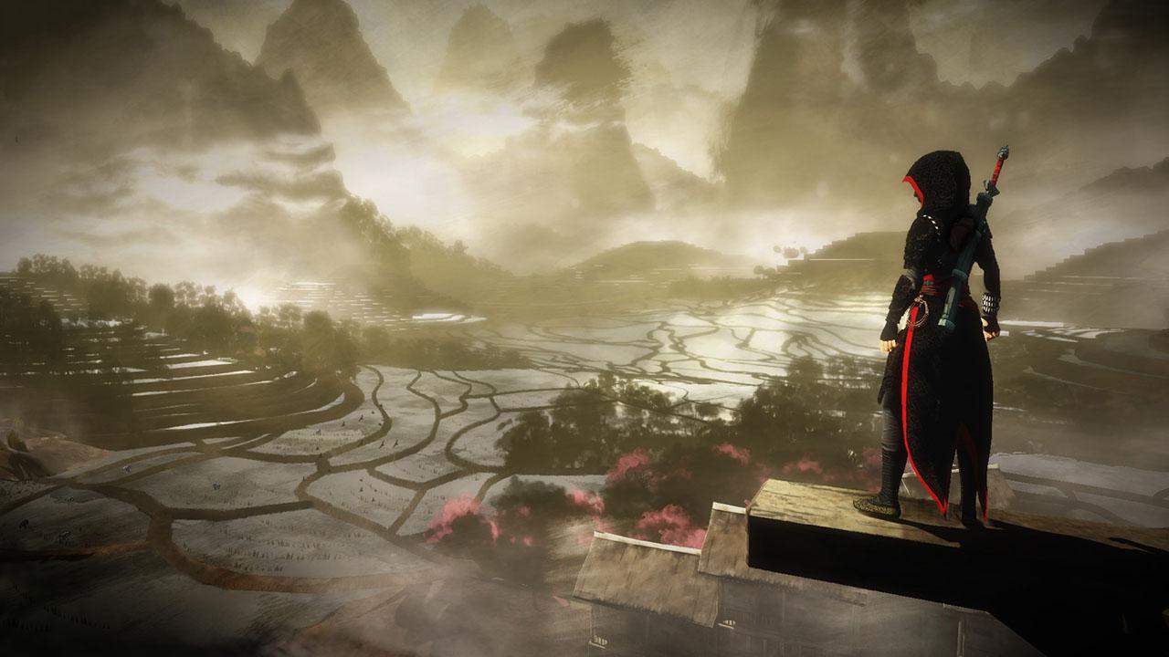 Скриншот №2 к Assassins Creed Chronicles Трилогия