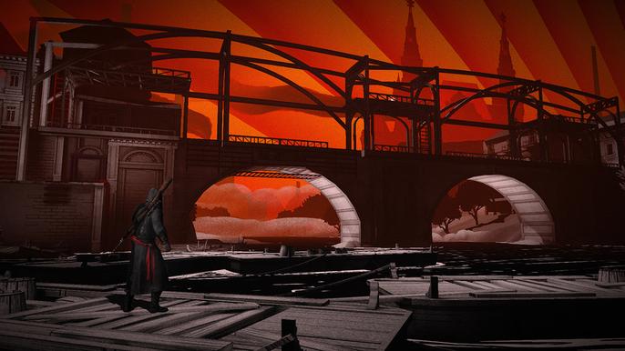 Скриншот №7 к Assassins Creed Chronicles Трилогия
