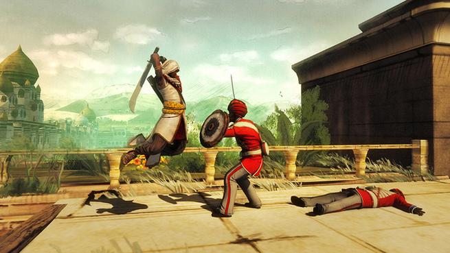 Скриншот №6 к Assassins Creed Chronicles Трилогия