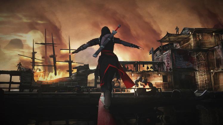 Скриншот №3 к Assassins Creed Chronicles Трилогия
