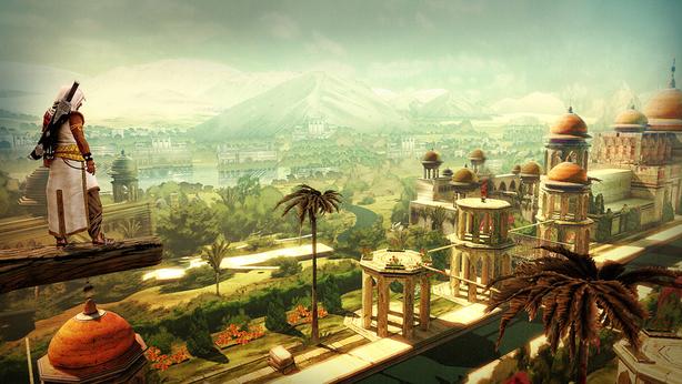 Скриншот №4 к Assassins Creed Chronicles Трилогия
