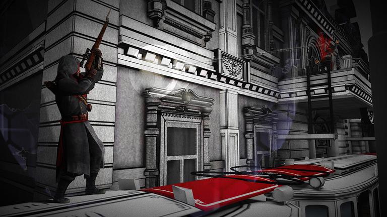 Скриншот №9 к Assassins Creed Chronicles Трилогия