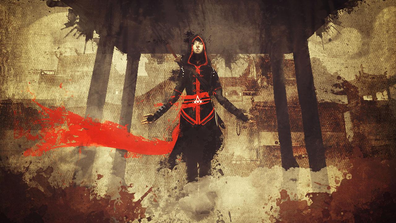 Скриншот №1 к Assassins Creed Chronicles Трилогия