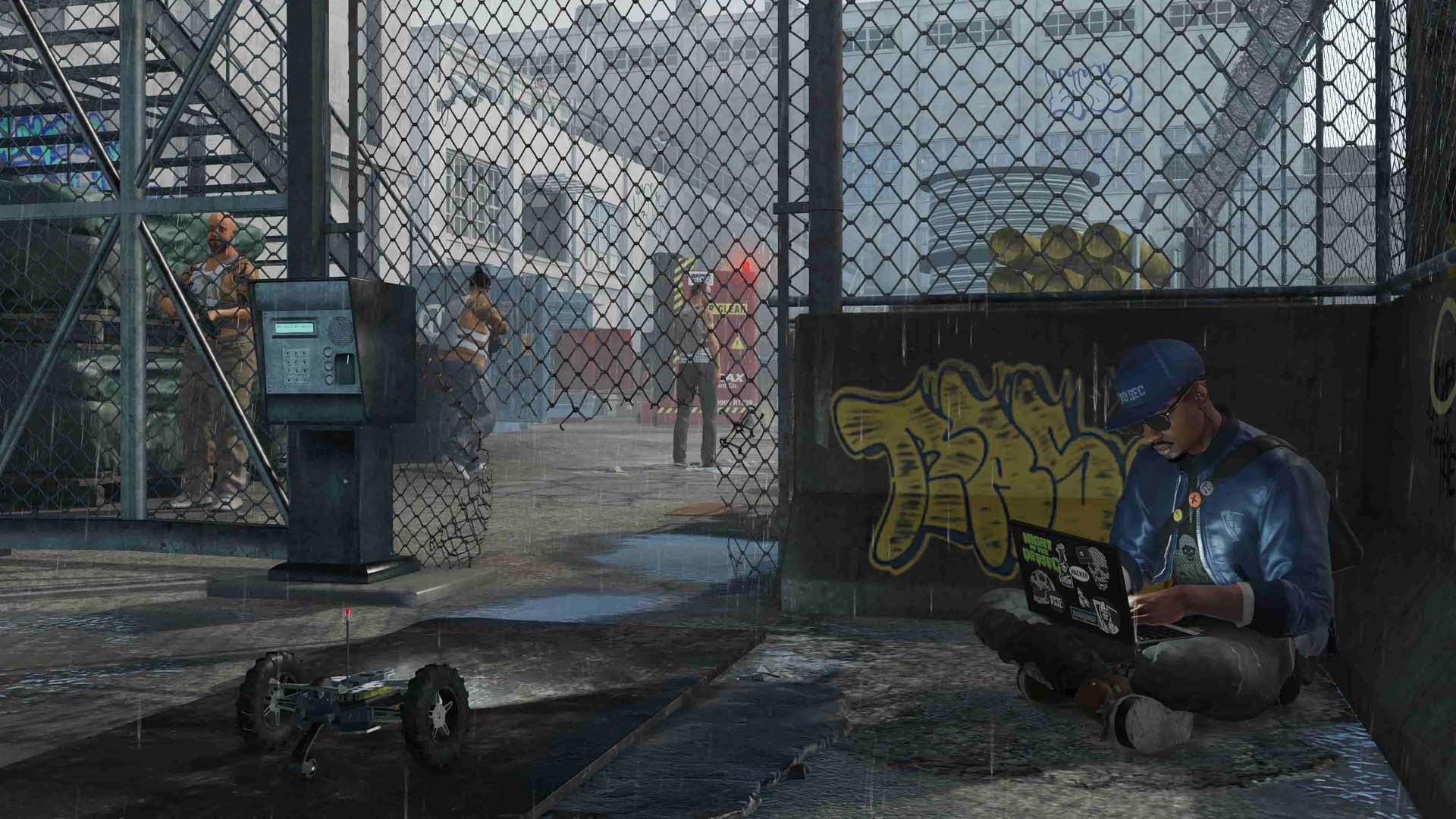 Скриншот №5 к Watch Dogs2 - Gold Edition