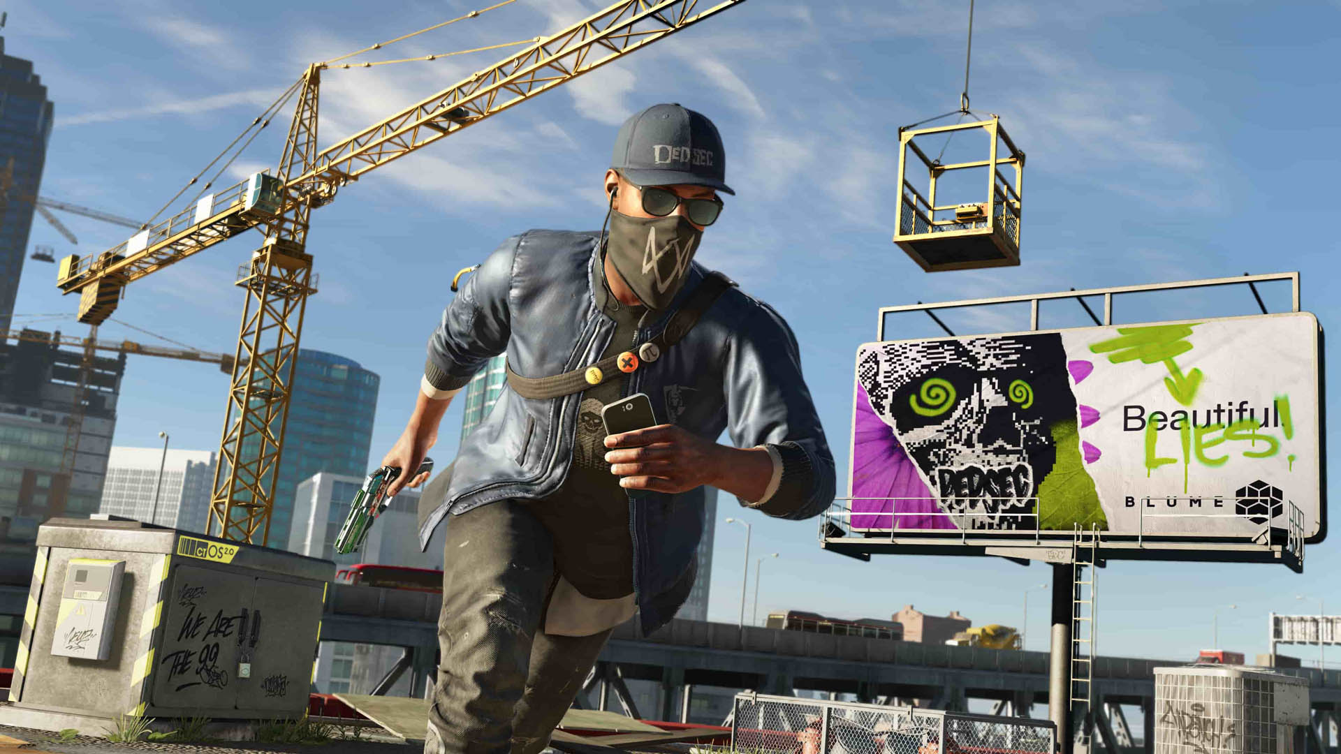Скриншот №6 к Watch Dogs 2 - Deluxe Edition