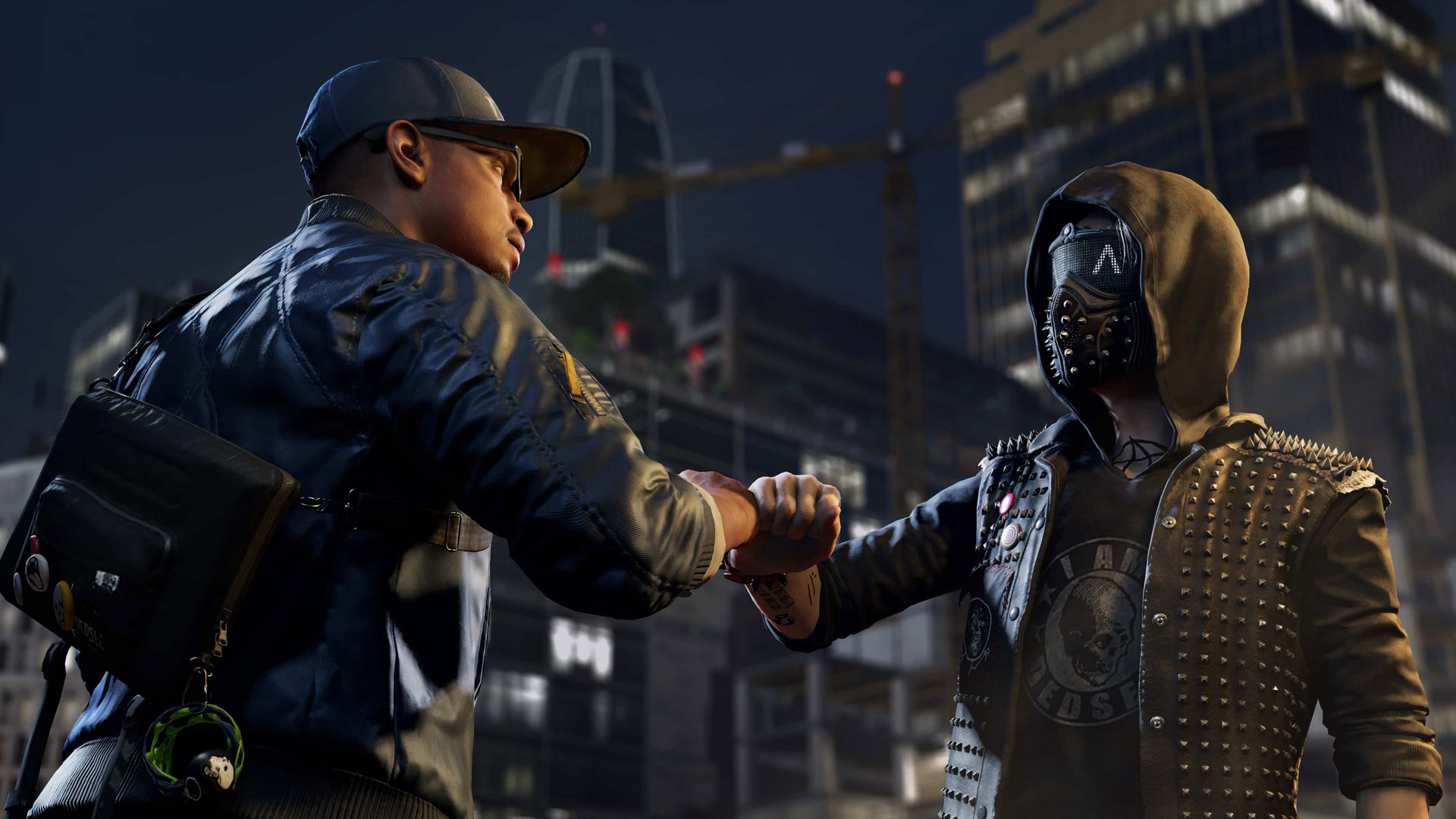 Скриншот №3 к Watch Dogs 2 - Deluxe Edition