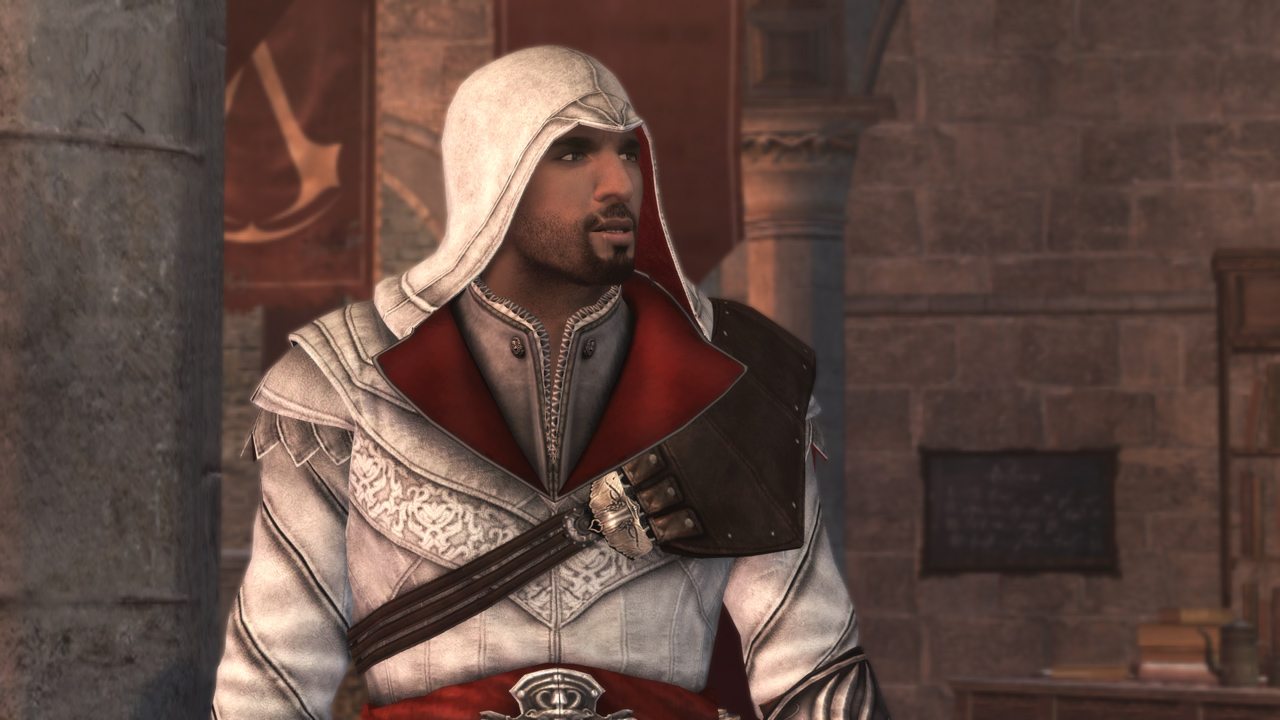 Скриншот №1 к Assassins Creed The Ezio Collection