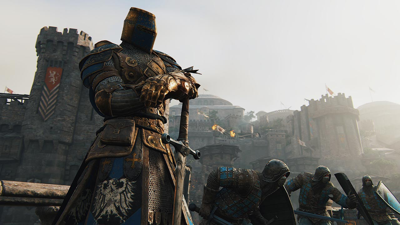 Скриншот №6 к FOR HONOR DELUXE EDITION